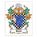 Hand Coat of Arms Small Poster