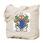 Hand Coat of Arms Tote Bag