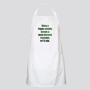 Meat Vegetable BBQ Apron