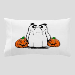 Panda Ghost Pillow Case
