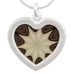 Chocolate Starburst Necklaces