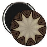 Chocolate Starburst Magnets