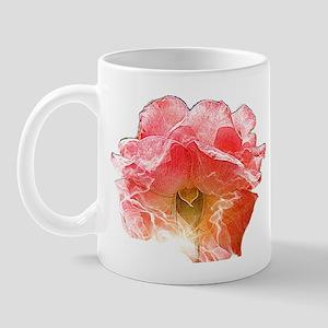 Smoking Rose Mug