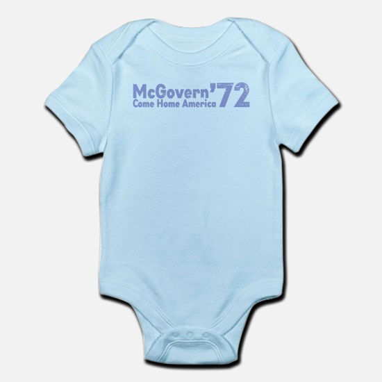 McGovern '72 Body Suit