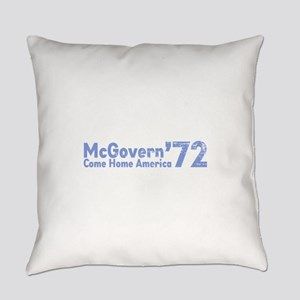 McGovern '72 Everyday Pillow