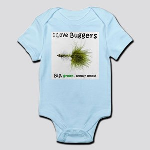 buggersbaby Body Suit