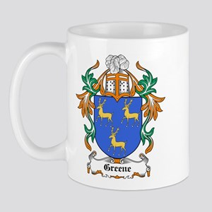 Greene Coat of Arms Mug