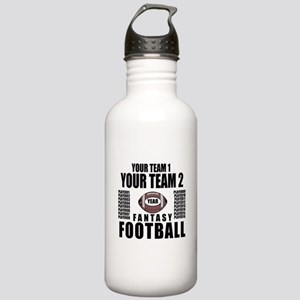 YOUR TEAM FANTASY FOOTBALL PERSONALIZED Stainless