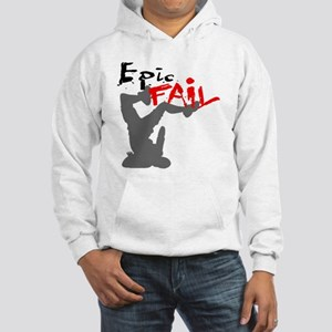Epic Fail Type 1 Hooded Sweatshirt