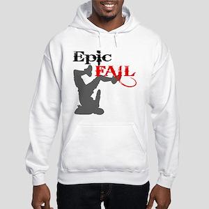 Epic Fail Type 2 Hooded Sweatshirt