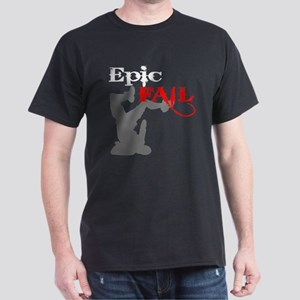 Epic Fail Type 2 Dark T-Shirt