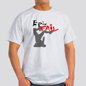 Epic Fail Type 1 Light T-Shirt