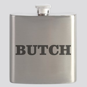 Butch Dom Masc Manly Flask