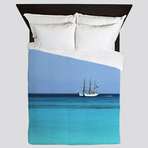 U.S. Coast Guard Cutter Queen Duvet