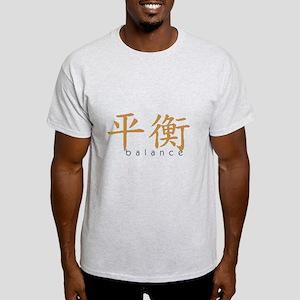 Chinese Symbol Balance T-Shirt