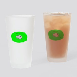 Glacial Erratic Drinking Glass
