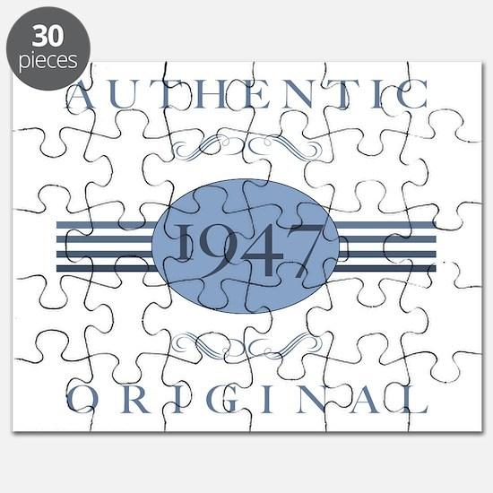 Authentic Original 1947 Puzzle