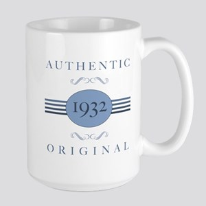 Authentic Original 1932 Large Mug