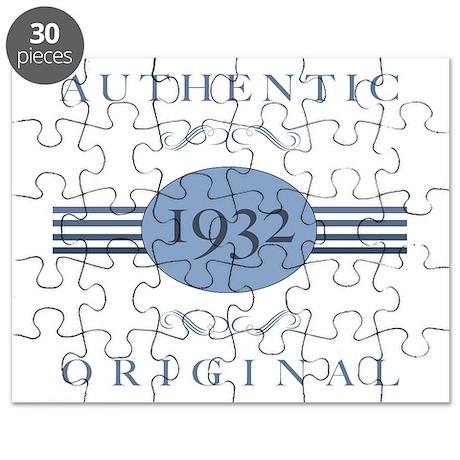 Authentic Original 1932 Puzzle