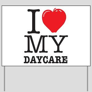 daycare yard signs cafepress