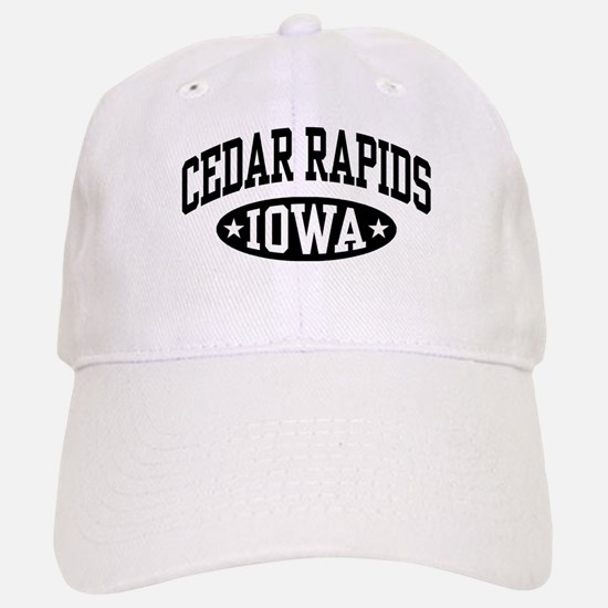 Cedar Rapids Iowa Baseball Baseball Cap