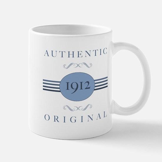 Authentic Original 1912 Mug