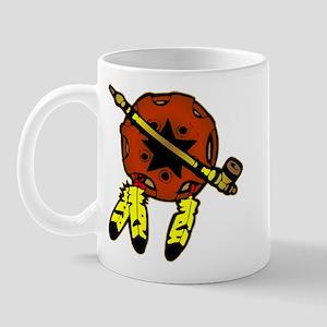 Shield & Tobacco Pipe Mug