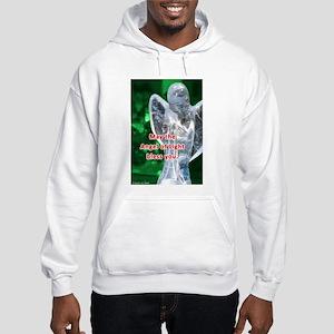 Angel of Light Blessing Hooded Sweatshirt