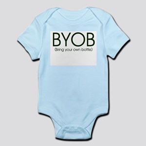 BYOB (Bottle) Infant Creeper