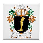 Gillman Coat of Arms Tile Coaster