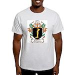 Gillman Coat of Arms Ash Grey T-Shirt