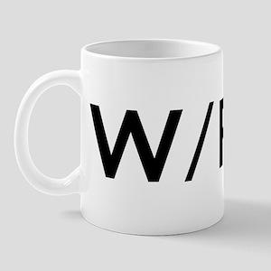 W/R/T Mug