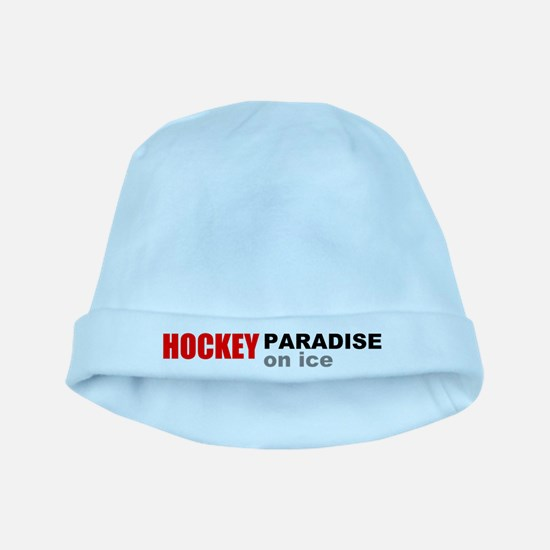 Paradise on Ice baby hat