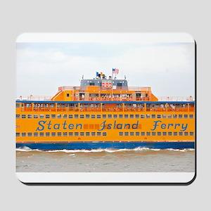 NYC: Staten Island Ferry Mousepad