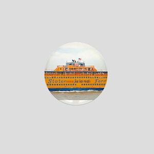 NYC: Staten Island Ferry Mini Button