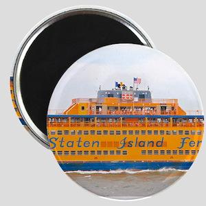 NYC: Staten Island Ferry Magnet