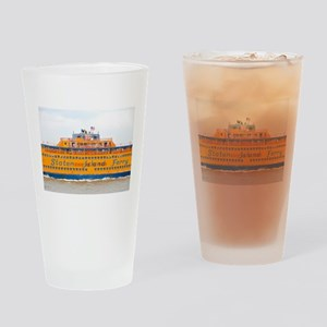 NYC: Staten Island Ferry Drinking Glass