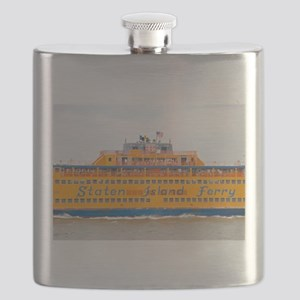 NYC: Staten Island Ferry Flask