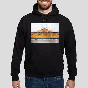 NYC: Staten Island Ferry Hoodie (dark)