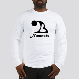 Namaste Long Sleeve T-Shirt
