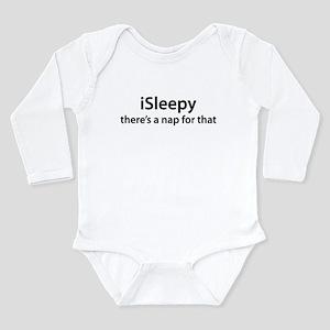 iSleepy Long Sleeve Infant Bodysuit