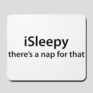 iSleepy Mousepad