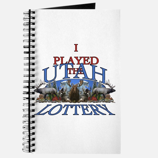 Utah lottery Journal