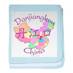 Danjiangkou China baby blanket