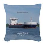 Algoma Equinox Woven Throw Pillow