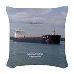 Algoma Spirit Woven Throw Pillow