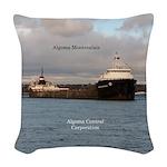 Algoma Montrealais Woven Throw Pillow