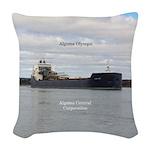 Algoma Olympic Woven Throw Pillow