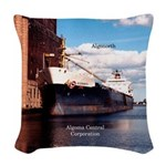 Algonorth Woven Throw Pillow