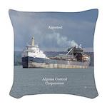Algosteel Woven Throw Pillow